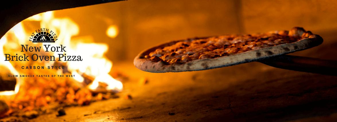 Flat Earth Pizza