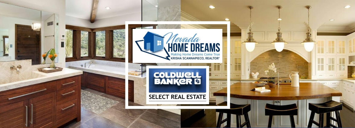 Krisha Scannapieco Nevada Home Dreams Coldwell Banker Select