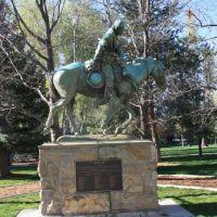 Statue of John Fremont