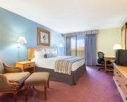 Room With a View - Wyndham Garden Hotel