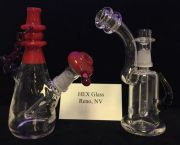 Glass by Hex Blowers - Puff's Smoke Shop