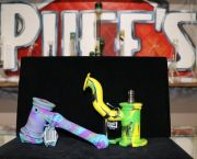Unbreakable Silicone Dab Rigs by Eyce - Puff's Smoke Shop