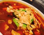 Chicken Tortilla Soup - San Marcos Mexican Grill
