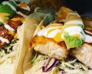 Halibut Fish Tacos - San Marcos Mexican Grill