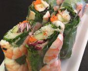 Shrimp Spring Rolls - SpecialTeas Tea Shop