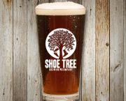 Pint Glass - Shoe Tree Brewing Company