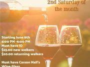 Carson Mall Wine Walk