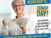 Max Casino, Senior Day!