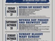 Nevada Day at Arlington Event Center