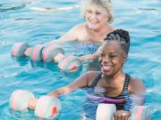 Carson Valley Swim Center, Aqua Zumba