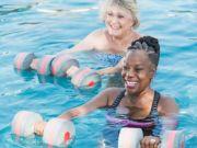 Carson Valley Swim Center, Aqua Zumba
