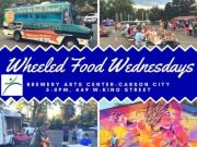 Brewery Arts Center, Wheeled Food Wednesday at the BAC