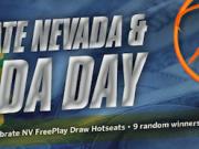 Max Casino, Celebrate Nevada