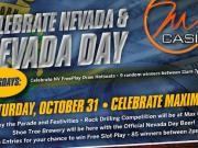 Max Casino, Nevada Day
