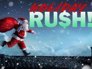 Max Casino, Holiday Rush!