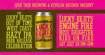 Shoe Tree Brewing Company, The Lucky Eejits Out of Time Beer Release Show