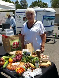 Sierra Chef, Farmers Market