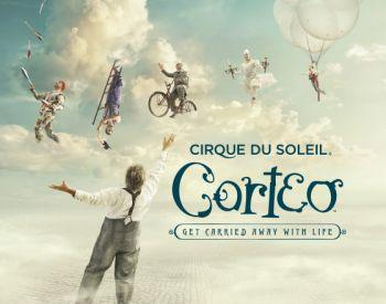Everything Nevada, Corteo by Cirque du Soleil