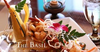 The Basil Carson City, Open for Take-Out