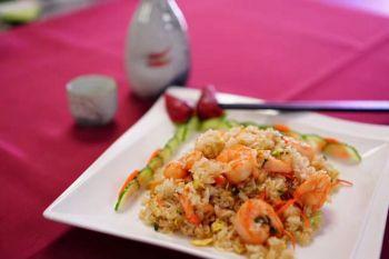 Louie's Mandarin Gourmet, Mandarin Fried Rice