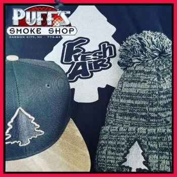 Puffs Smoke Shop Carson City, Fresh Air Winter Clothing