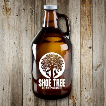 Shoe Tree Brewing Company, Growler