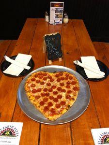 Flat Earth Pizza photo