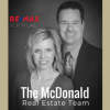 Logo for The McDonald Real Estate Team