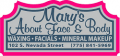 Mary About Face Spa and Massage and in Carson City NV