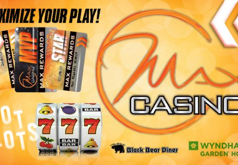 Max Casino, New & Improved Max Rewards Memberships!