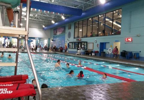 Carson Valley Swim Center, Swim Year-Round