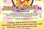 Wild Horse Children's Theater, Junie B. Jones Jr The Musical!