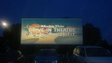 Brewery Arts Center, Free Drive-In Movies
