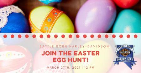 Carson City Events, Battle Born Easter Egg Hunt