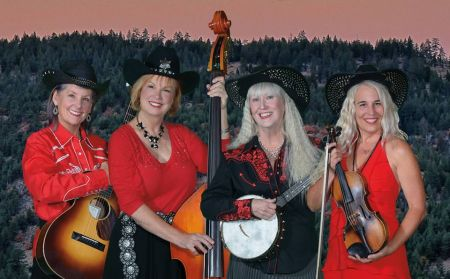 Brewery Arts Center, Sierra Sweethearts: CD Release Party