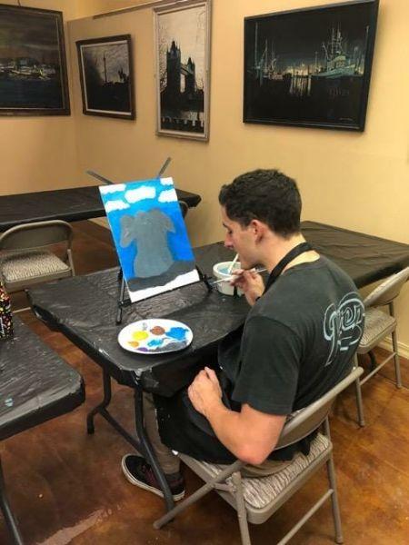 Carson Valley Art Center, Open Studio Thursdays