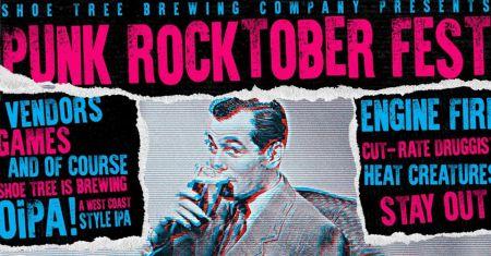 Shoe Tree Brewing Company, Punk Rocktober Fest