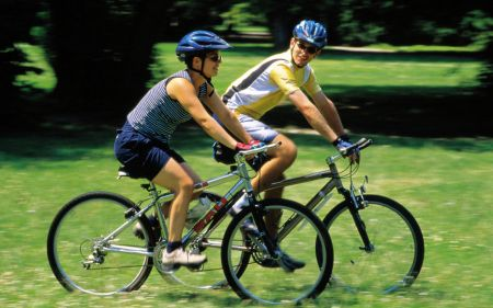 Muscle Powered , Muscle Powered Weekly Bicycle Ride
