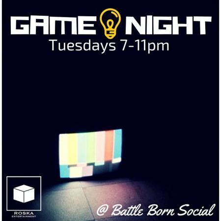 Battle Born Social, Game Night