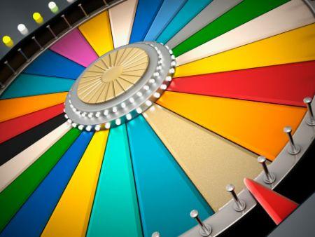 Max Casino, Cash Wheel!