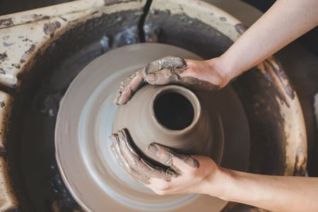 Brewery Arts Center, Open Studio Pottery