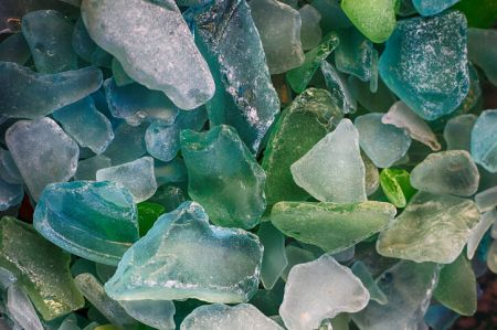 Artsy Fartsy Art Gallery, Sea Glass Wrapping Class