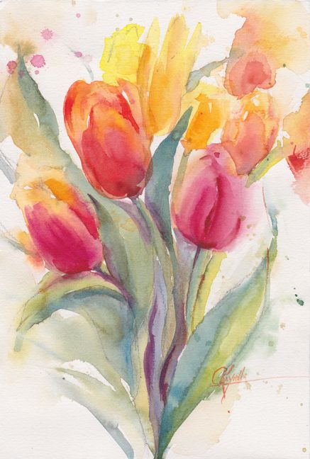 Nevada Artists Association, Spring Has Sprung