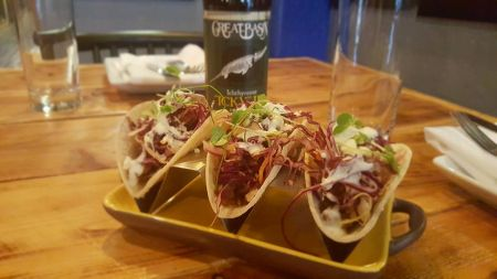 Battle Born Social, ASIAN BEEF TACO