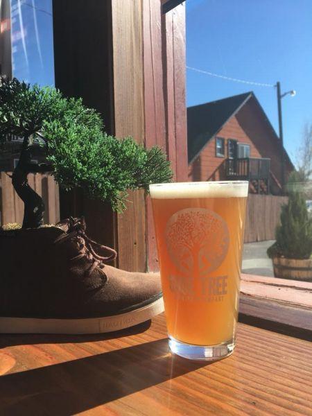 Shoe Tree Brewing Company, Peach Rye Ale
