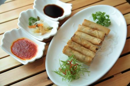 King Buffet, Spring Roll
