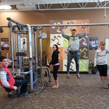 Anytime Fitness, Adv/Circuit
