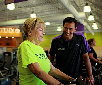 Anytime Fitness, Personal Training