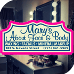 Mary's About Face & Body