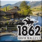 1862 David Walley's Hot Springs Resort & Spa